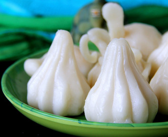 Mawa Modak recipe - Modagam with Mawa stuffing recipe - Modagam recipe - Ganesh Chaturthi Recipes - Pooja recipes - naivedyam recipes