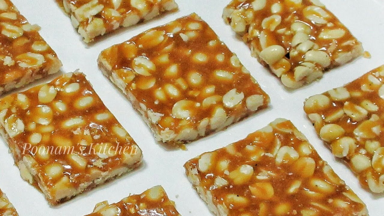 Moongfali ki Chikki/Tips to make perfect Chikki - Peanuts Chikki/Peanut Bar - Chikki Recipe in Hindi
