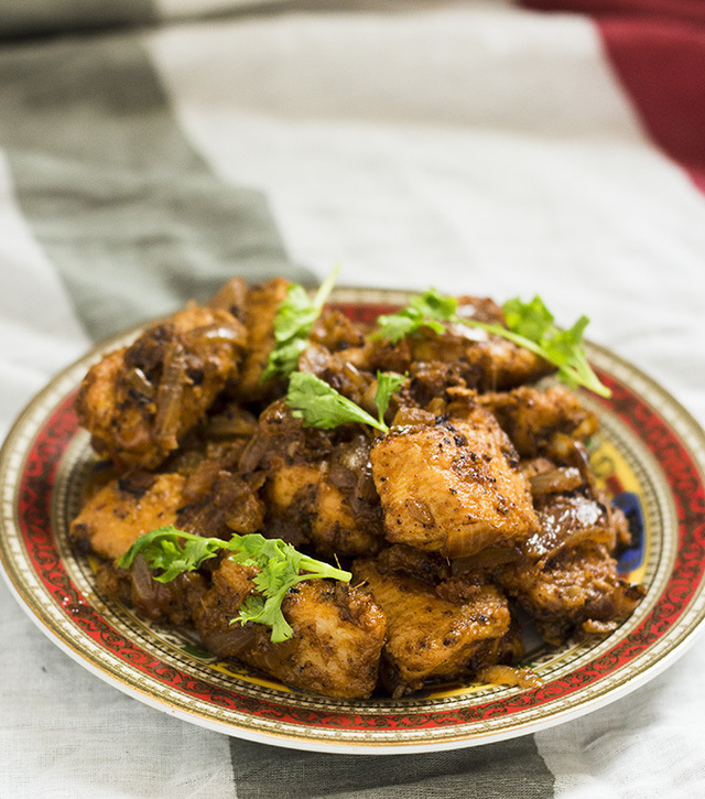 Andhra Chicken Fry Recipe, South Indian Kodi Vepudu