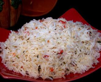 So Simple Mexican Rice
