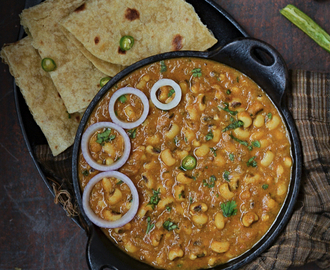 One Pot Lobia Masala /Black eye Beans Curry