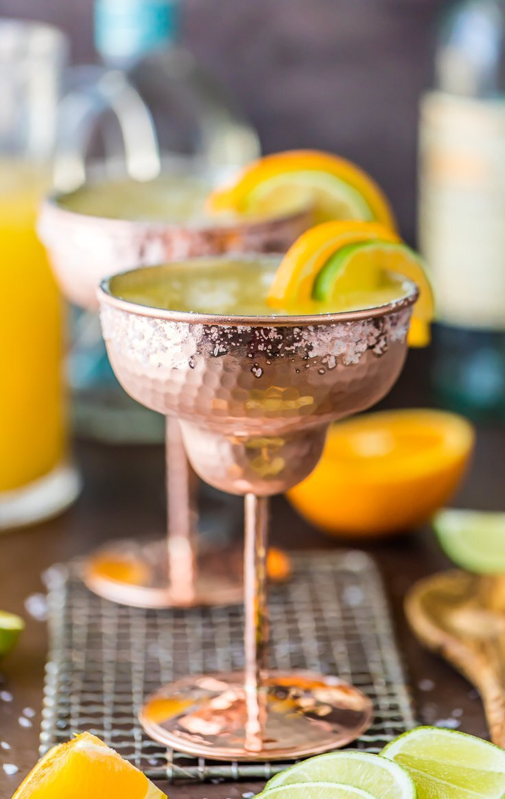 White Wine Margaritas
