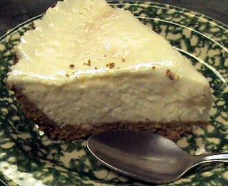 World's Best Cheese Cake Made Low-Fat