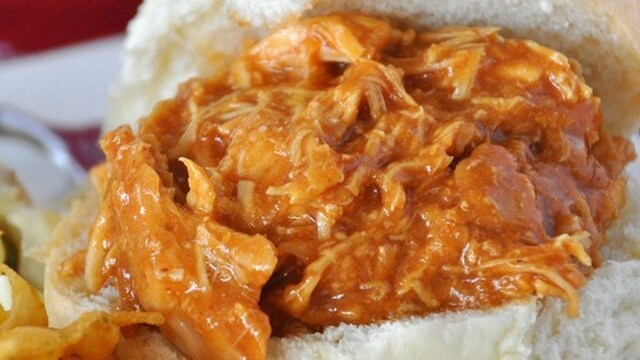 Slow Cooker BBQ Chicken