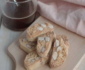 Recept: Cantuccini