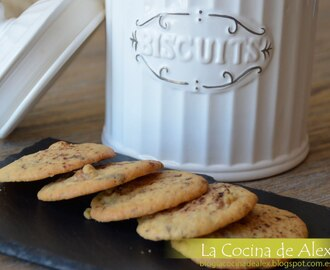 COOKIES CON PEPITAS DE CHOCOLATE Y FRUTOS SECOS