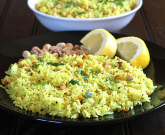 LEMON PEPPER RICE