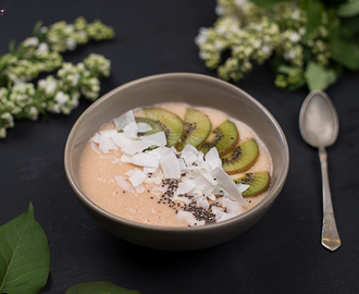 Melonen Smoothie Bowl