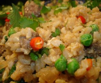 Thai Fried Rice - Kao Pad