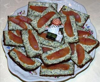 Smoked Salmon Fingers