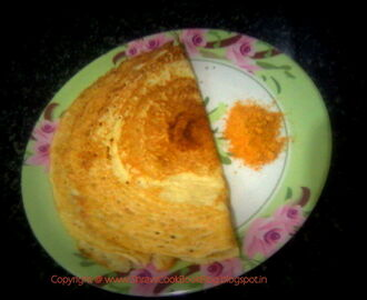 Adai Dosa Recipe -  How to make Adai Dosa Recipe
