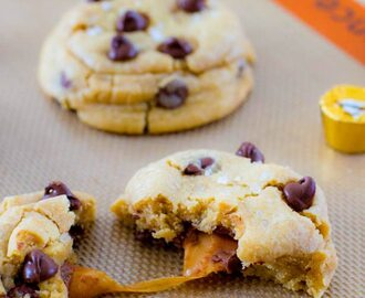 The Best Chocolate Chip Cookies (Click link in post for the full recipe).