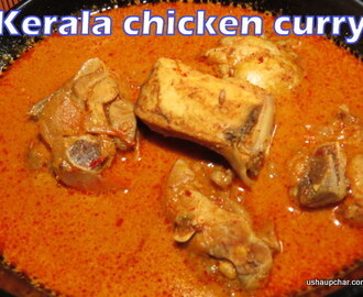 Kerala chicken curry