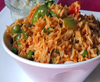 Tawa Pulav Recipe.