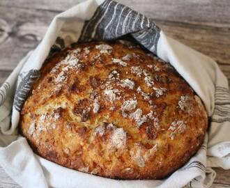 Nopea gluteeniton leipä reseptejä - myTaste