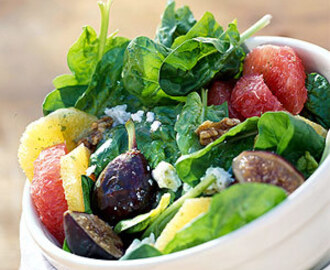 Fig and Fruit Salad