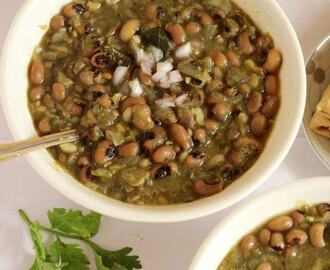 Blackeyed Peas Gravy | North Karnataka Style Side dish