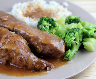 Slow Cooker Chinese Pork Ribs Recipe