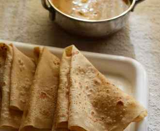 Rumali Roti / Roomaali Roti Recipe – Indian Flat Bread