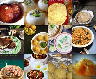 Navratri + Golu Recipes Compilation – 2