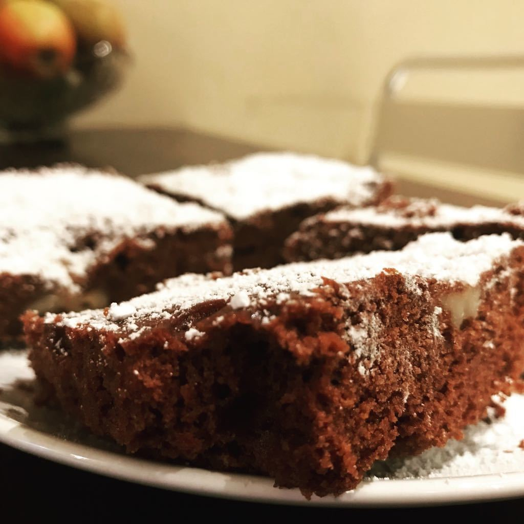 Brownie con Lekue en 5 minutos