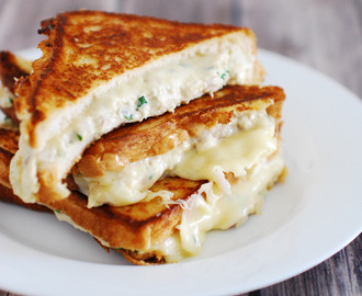 Grilled Cheese Chicken Sandwich