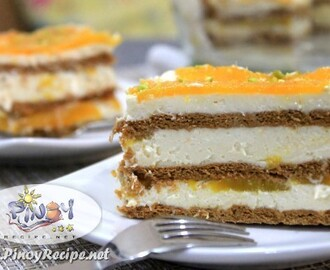 Mango Float Recipe – Try this easy to make Mango Float