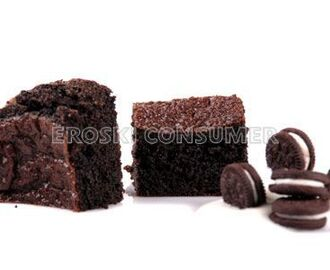 brownie de galletas oreo