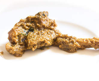 Mutton Chaap Recipe, Pakistani, Mutton Chops Fry
