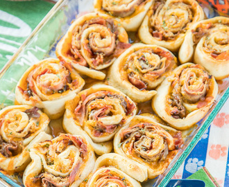 Club Sandwich Party Rolls - FOOTBALL FRIDAY