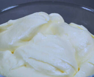 Crema chantilly (all'italiana)