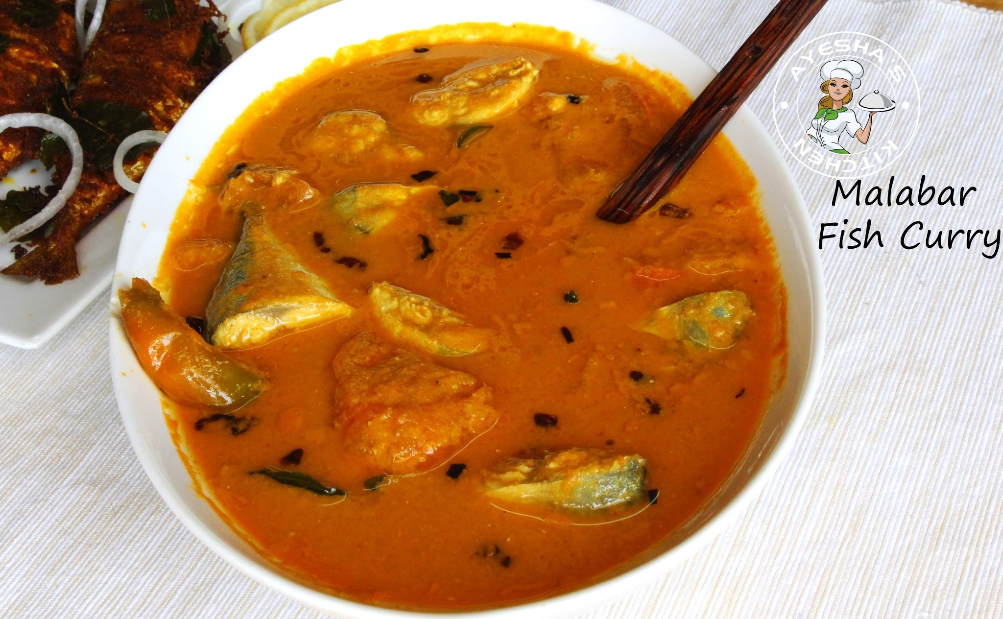 MALABAR FISH CURRY RECIPE - SIMPLE FISH RECIPES