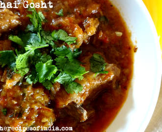Kadhai Gosht | How to Make Mutton Kadhai