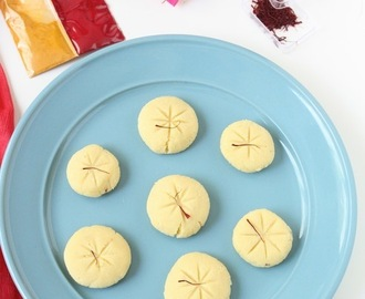 Milk Peda | Kesar Peda| Milk Peda with milk powder | Diwali Sweets