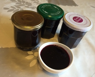 recettes de confiture cerises thermomix mytaste. Black Bedroom Furniture Sets. Home Design Ideas
