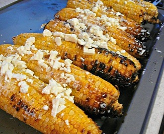 Elote  Mexican Corn on the Cob