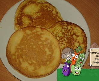 Panquecas Low Carb