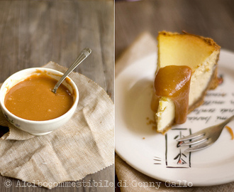 Cheesecake caramello salato, la ricetta di California Bakery : the ultimate version