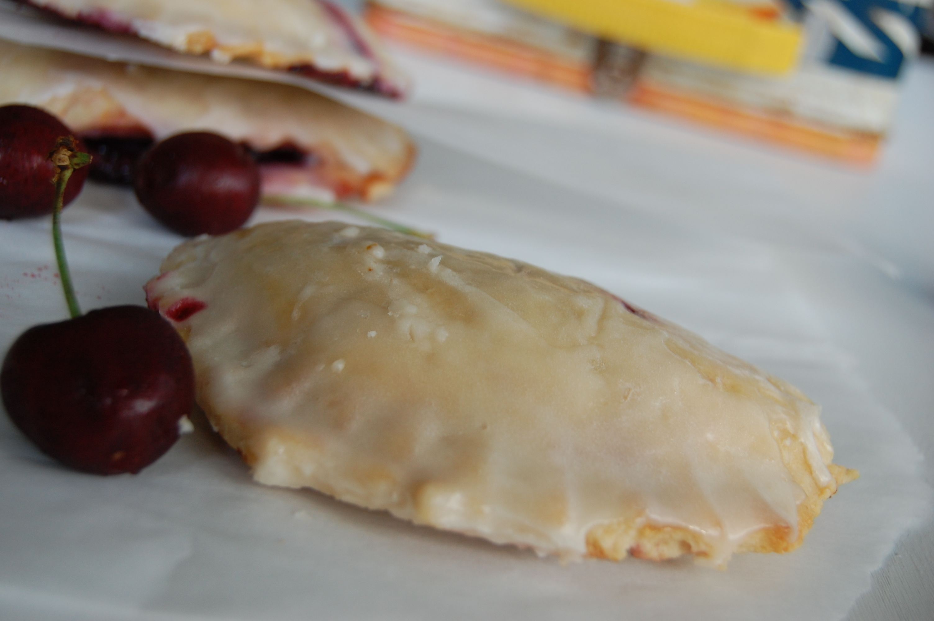 Cherry Rose Hand Pies, a Homemade Childhood Favorite!