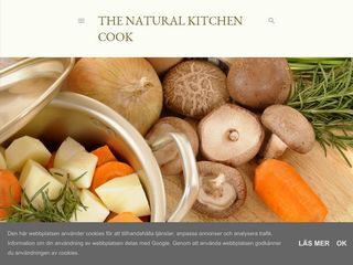 The Natural Kitchen Cook