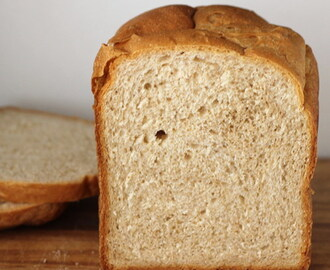Another bread machine recipe - soft whole wheat