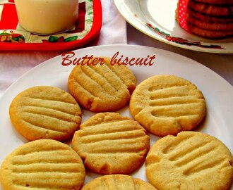 Iyengar Bakery Butter Biscuit / Nankattai / Short bread cookie