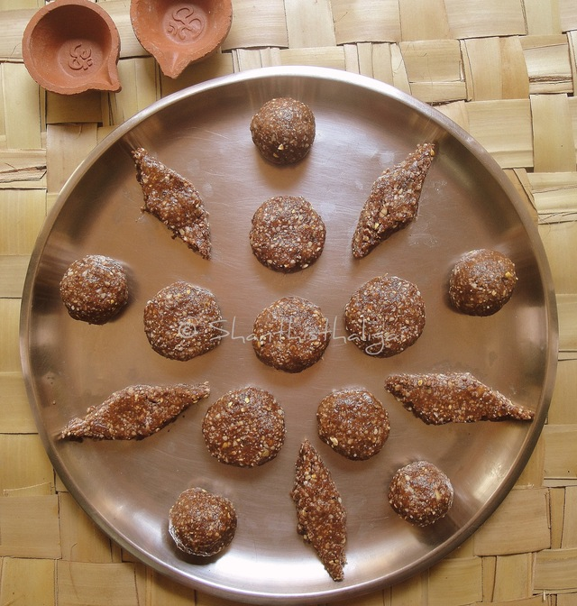 PUMPKIN SEEDS AND NUTS ENERGY LADOO RECIPE / PUMPKIN SEEDS AND NUTS ENERGY BALLS RECIPE