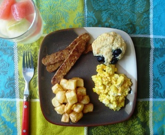 Vegan Sunday Brunch, Episode 7: Diner-Style Eats