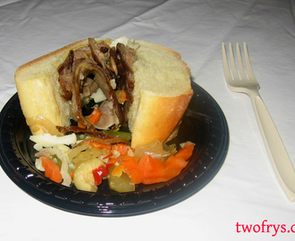 "Atlantic City Food And Wine Festival  - Define ""Cheese-Steak"""