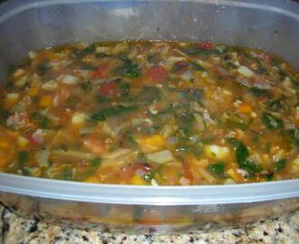 Tuscan Delight Soup - Bobby Flay
