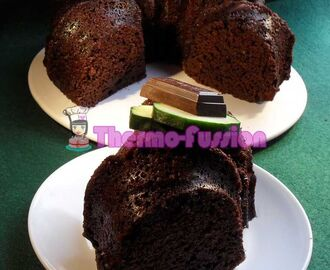 BIZCOCHO DE CALABACIN Y CHOCOLATE THERMOMIX Y FUSSIONCOOK TOUCH ADVANCE O FUSSIONCOOK PLUS+