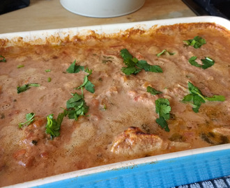 Butter Chicken Curry (Murgh Makhani)