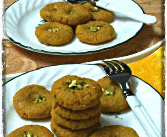 Kuch Mitha Ho Jaye ~ MW Mango-Pistachio Peda on Friendship Day to all my blogger buddies