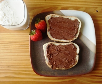 Homemade Nutella: Redux